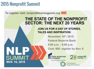 nonprofit learning point summit