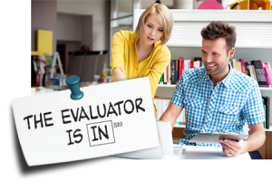 The Evaluator is IN program from Knowledge Advisory Group